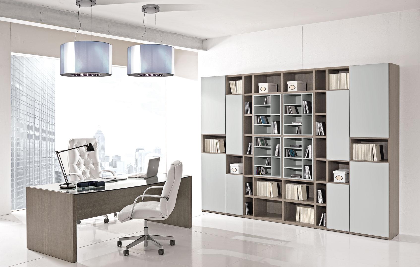 Arredamento Ufficio Classico Prezzi : Arredo ufficio mobili gm